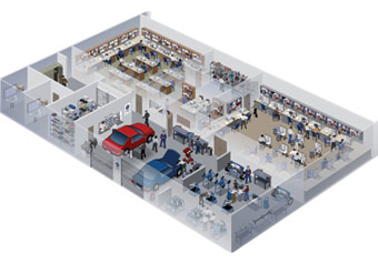 Automotive Engineering Technology Atech Amtek