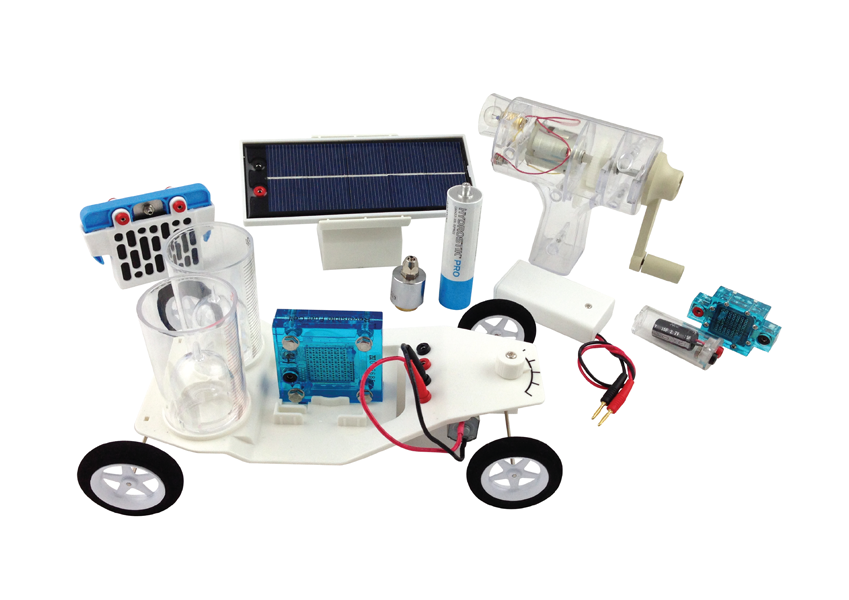 Electric Mobility Science Kits For Chemistry Physics And