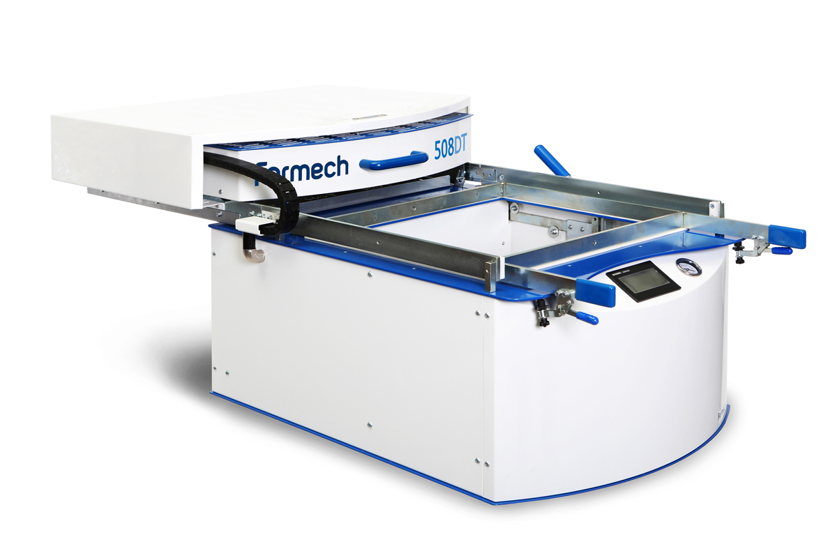 Vacuum Forming Machine 508DT 01