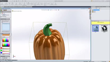 How To Assemble A Pumpkin In Solidworks Amtek Company