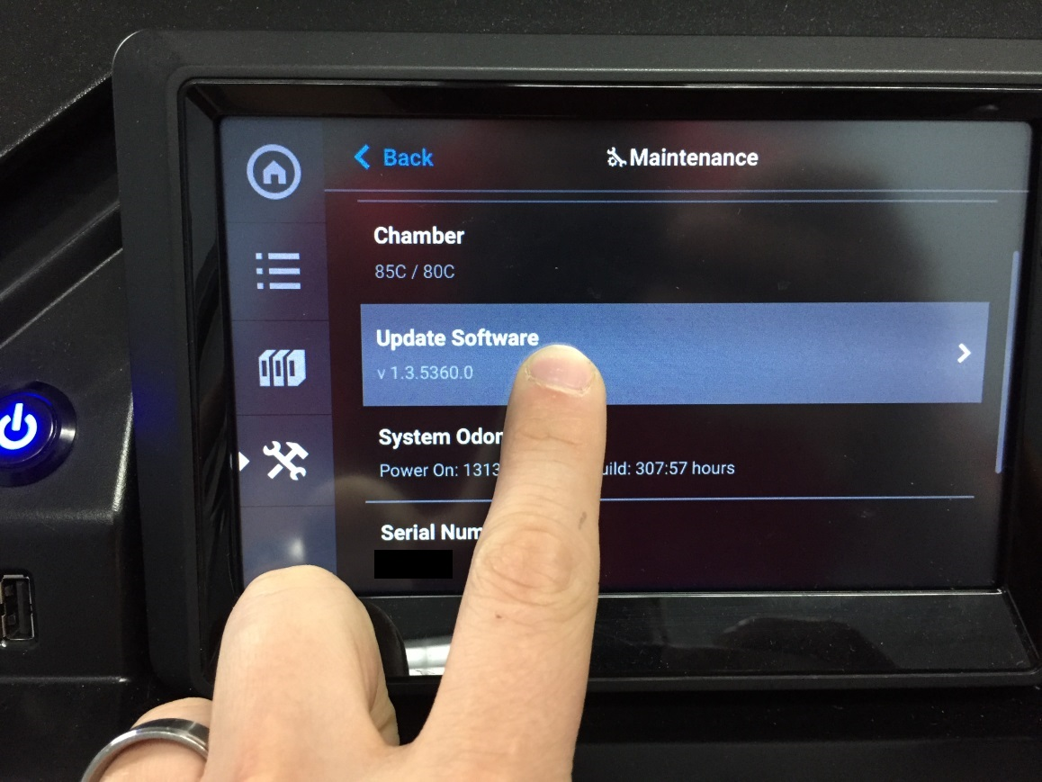 How to Update the Firmware on Your Stratasys F123 Series 3D Printer