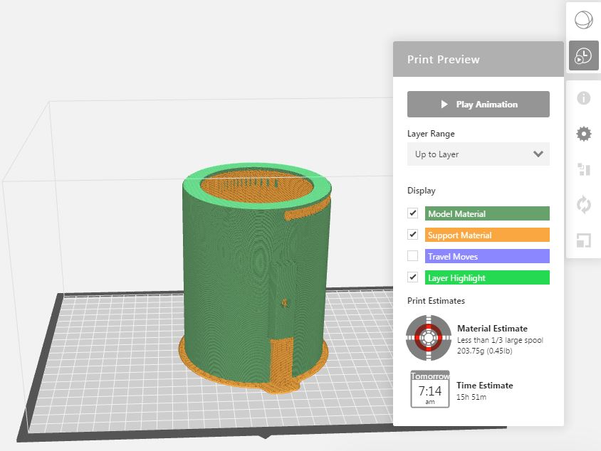3D Printing Tips: How to Create Self Supporting Angles