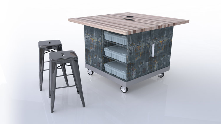 Stupendous Cef Makerspace Furniture Amtek Company Inc Download Free Architecture Designs Scobabritishbridgeorg